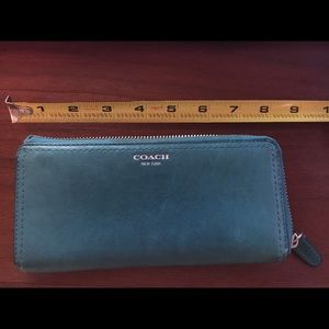 Coach Bags - Authentic Coach Leather Wallet